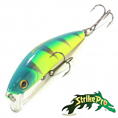 Mustang Minnow 60 MG-002A Воблер Strike Pro Mustang Minnow 60 5,8gr MG-002A#A47FL
