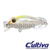Bug Eye Bait 48F Воблер C'ultiva Bug Eye Bait BB-48F цвет 64 (6,5г) 48мм