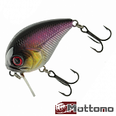 Barril 40F Воблер Mottomo Barril 40F 7,5gr #King Salmon