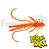 Kraken 2.5'' Мягкие приманки LureMax Kraken 2.5'' #008 Fire Carrot (10 шт в уп)