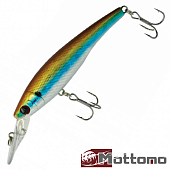 Bang MR 70SP Воблер Mottomo Bang MR 70SP 6,8gr #Gold Shiner