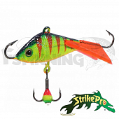 Стоп-цена Балансир Strike Pro Shifty Shad Ice 40D 40mm/21.7gr #A139FL