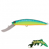 Musky Monster Deep 200CL MG-007CL Воблер Strike Pro Musky Monster Deep 200CL 118gr MG-007CL #A223S-RP