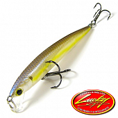 Flash Minnow 80SP Воблер Lucky Craft Flash Minnow 80SP 5,3gr #250 Chartreuse Shad