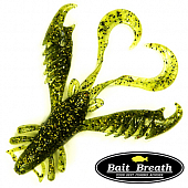 Virtual Craw 3,6'' Мягкие приманки Bait Breath Virtual Craw 3,6'' #S845 (8шт в уп)