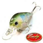 Clutch MR Воблер Lucky Craft Clutch MR 6,0gr #0002 Misty Shad 897