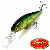 Pointer 78DD Воблер Lucky Craft Pointer 78DD 9,6gr #280 Auroragreen Perch