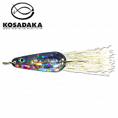 Bullet Spoon 55mm/21gr Блесна незацепляйка Kosadaka Bullet Spoon 55mm/21gr #C11