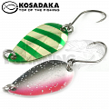 Блесны Trout Police Lucky Drop 2gr/23mm