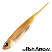 Flash J 1'' SW Мягкие приманки Fish Arrow Flash J 1'' SW #113 Natural/Silver (5 шт в уп)