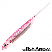 Flash J 3'' SW Мягкие приманки Fish Arrow Flash J 3'' SW #101 Pink/Silver (5 шт в уп)