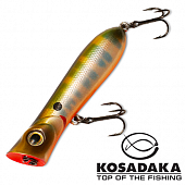 Воблер Kosadaka Killer Pop 80F 14gr #PNT - купить в Москве
