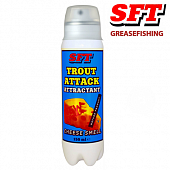 SFT Спрей аттрактант SFT Trout Attractant Cheese Smell (запах сыра) 150ml
