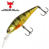 Squad Shad 65 Воблер Jackall Squad Shad 65 7,2gr #ghost g perch