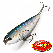 Sammy 100 Воблер Lucky Craft Sammy 100 13,6gr #720 Zebra MS American Shad