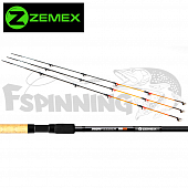 Iron Feeder Фидер Zemex Iron Light Feeder 3.00m/40gr