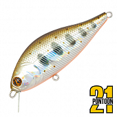 Bet-A-Shad 63SP-SR Воблер Pontoon 21 Bet-A-Shad 63SP-SR 7,7gr #050
