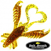 Virtual Craw 3,6'' Мягкие приманки Bait Breath Virtual Craw 3,6'' #S107 (8шт в уп)