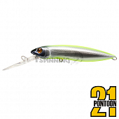 Moby Dick 120F-DR Воблер Pontoon 21 Moby Dick 120F-DR 31,8gr #702