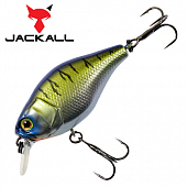 10сс Воблер Jackall 10cc 9,5gr #chrome tiger