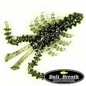 Saltwater Mosya 2'' Мягкие приманки Bait Breath Saltwater Mosya 2'' #S844 (10шт в уп)