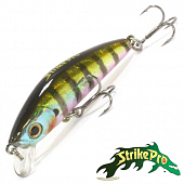 Mustang Minnow 60 MG-002A Воблер Strike Pro Mustang Minnow 60 5,8gr MG-002A#630V