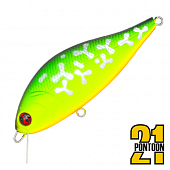 Bet-A-Shad 63SP-SR Воблер Pontoon 21 Bet-A-Shad 63SP-SR 7,7gr #070