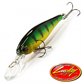 Pointer 48DD Воблер Lucky Craft Pointer 48DD 2,6gr #280 Auroragreen Perch