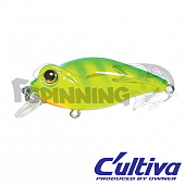 Bug Eye Bait 48F Воблер C'ultiva Bug Eye Bait BB-48F цвет 24 (6,5г) 48мм