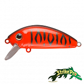 Mustang Minnow 45 MG-002F Воблер Strike Pro Mustang Minnow 45 4.5gr MG-002F #A207