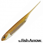 Flash J 3'' Мягкие приманки Fish Arrow Flash J 3'' #31 S Natural Wakasagi/Silver (7 шт в уп)