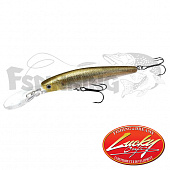 Staysee 90SP Воблер Lucky Craft Staysee 90SP 12.5gr #179 Flake Flake Golden Sexy Minnow