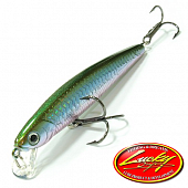 Flash Minnow 95MR Воблер Lucky Craft Flash Minnow 95MR 10,0gr #254 MS MJ Herring