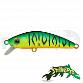 Mustang Minnow 60 MG-002A Воблер Strike Pro Mustang Minnow 60 5.8gr MG-002A #GC01S