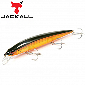 Rerange 130SP Воблер Jackall Rerange 130SP 21,5gr #double clutch gold & black