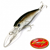 Bevy Shad 60DD Воблер Lucky Craft Bevy Shad 60DD 5,8gr #277 MJ Aurora Brown