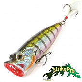 Pike Giant Pop 90 SH-002D Воблер Strike Pro Pike Giant Pop 90 23,0gr SH-002D#630V