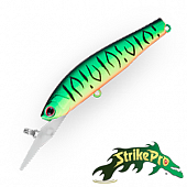 Solid Tail Deep 66S JS-256 Воблер Strike Pro Solid Tail Deep 66S 7,2gr JS-256#GC01S