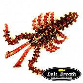 Saltwater Mosya 3'' Мягкие приманки Bait Breath Saltwater Mosya 3'' #S834 (6шт в уп)