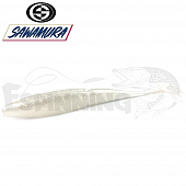 One'Up Shad Slim 4'' Мягкие приманки Sawamura One'up Shad Slim 4'' #027 (6шт в уп)
