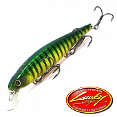Slender Pointer 97MR Воблер Lucky Craft Slender Pointer 97MR 10,0gr #168 Northern Golden Perch