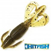 Crawdroll 2,7'' Мягкие приманки Hitfish Crawdroll 2,7'' #R01 (5 шт в уп)