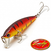 Bevy Minnow 45SP Воблер Lucky Craft Bevy Minnow 45SP 2,7gr #0289 Fire Tiger 179