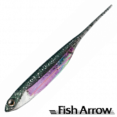 Flash J 3'' Мягкие приманки Fish Arrow Flash J 3'' #32 S Ketabasu/Aurora (7 шт в уп)