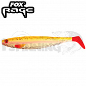 Rage Pro Shad Firetails II 5,5''/140mm Мягкие приманки Fox Rage Pro Shad Firetails II 5,5''/140mm #golden trout (1шт в уп)