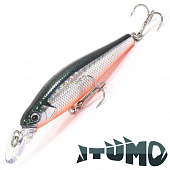 Fatty Minnow 70F Воблер Itumo Fatty Minnow 70F 9,0gr #230