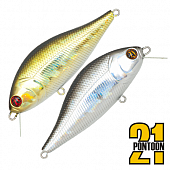 Bet-A-Shad 63SP-SR Воблер Pontoon 21 Bet-A-Shad 63SP-SR 7,7gr #222