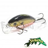 Mustang Minnow 45 MG-002F Воблер Strike Pro Mustang Minnow 45 4.5gr MG-002F #A70-613-SBO