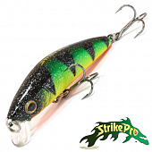Mustang Minnow 60 MG-002A Воблер Strike Pro Mustang Minnow 60 5,8gr MG-002A#A09