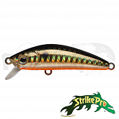 Mustang Minnow 60 MG-002A Воблер Strike Pro Mustang Minnow 60 5.8gr MG-002A #613-713